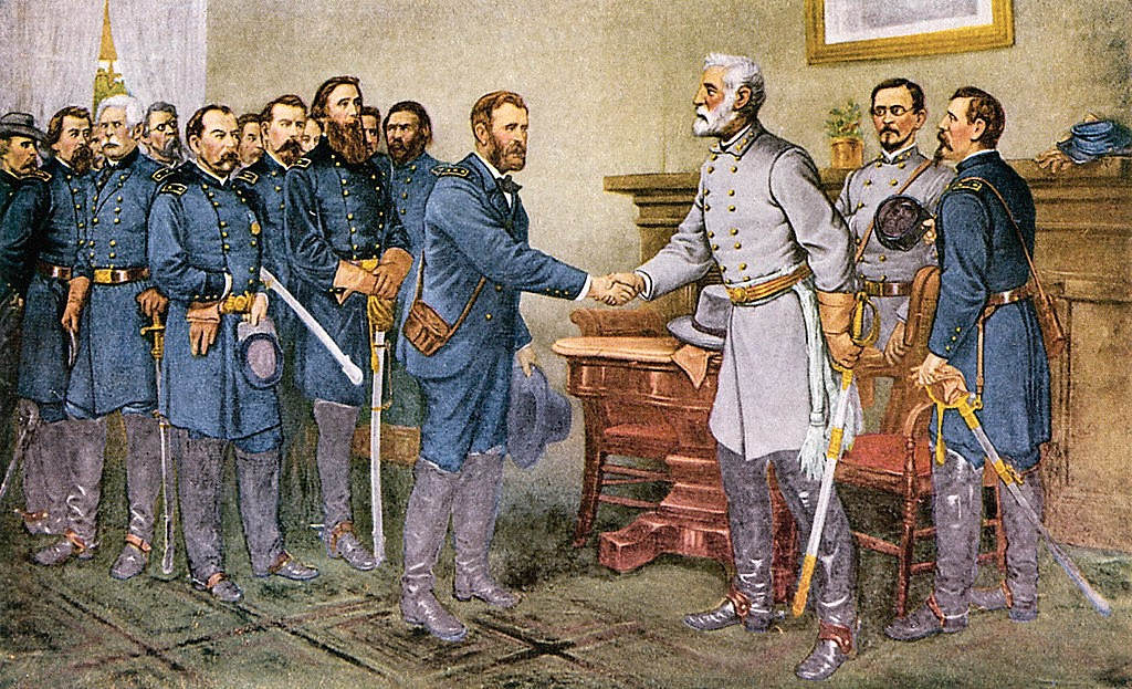 General_Robert_E._Lee_surrenders_at_Appomattox_Court_House_1865