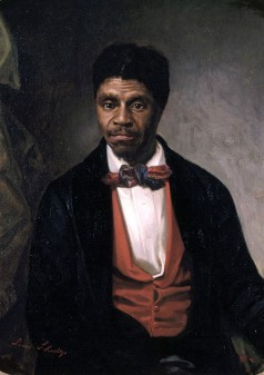 Dred Scott. Oil on canvas by Louis Schultze, 1888. Acc. # 1897.9.1. Missouri Historical Society Museum Collections. Photograph by David Schultz, 1999. NS 23864. Photograph and scan (c) 1999-2006, Missouri Historical Society.