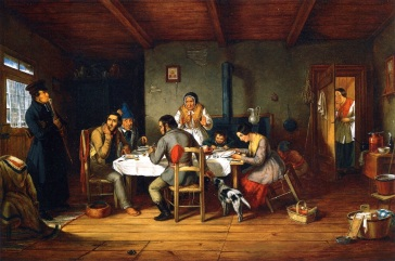 Habitants Breaking Lent (Wikipedia)