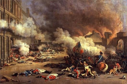 Jacques_Bertaux_-_Prise_du_palais_des_Tuileries_-_1793 (4)