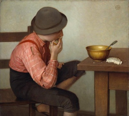 Ozias_Leduc_-_Boy_with_Bread