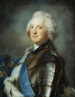Adolph Frederick by Gustaf Lundberg