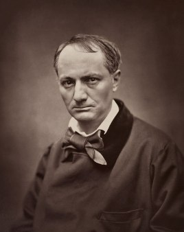 Charles Baudelaire by Étienne Carjat