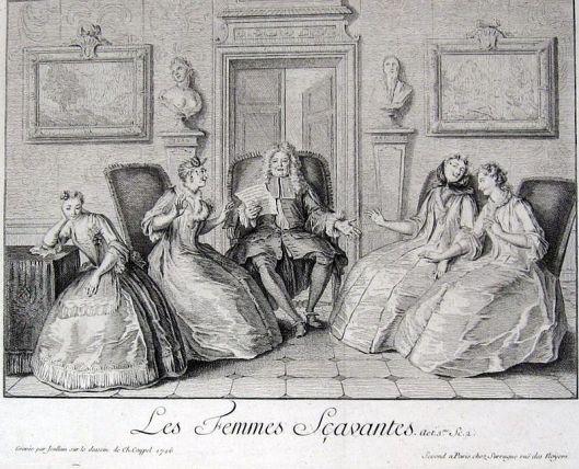 Les_Femmes_savantes_Coypel_Joullain