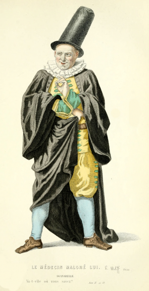 Sganarelle (Le médecin malgré lui)