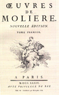 Moliere_works