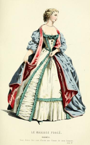 Dorimène (Le mariage forcé)