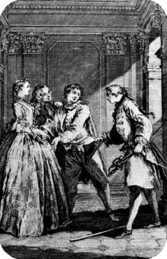 Le Mariage forcé (théâtre.documentation)