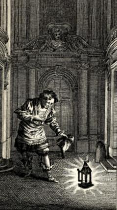 Amphitryon par François Boucher