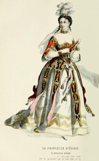 La princesse d'Élide (3)
