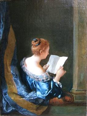 im284-Jean-François_de_Troy_-_A_woman_reading