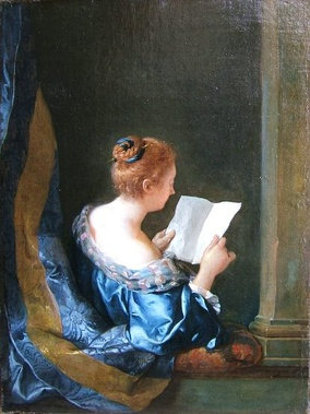 im284-Jean-François_de_Troy_-_A_woman_reading