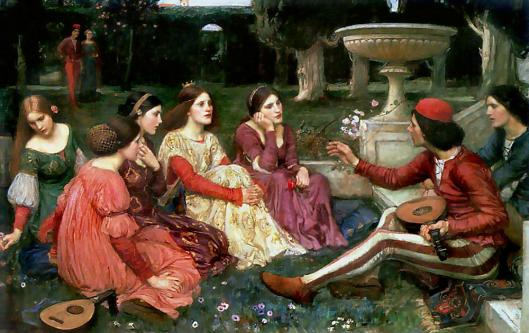 Waterhouse_decameron