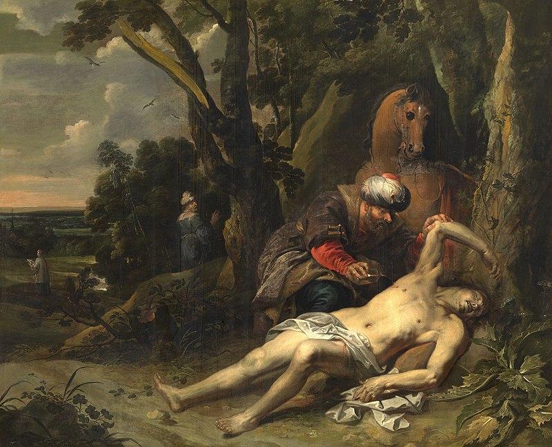 800px-Balthasar_van_Cortbemde_-_The_Good_Samaritan