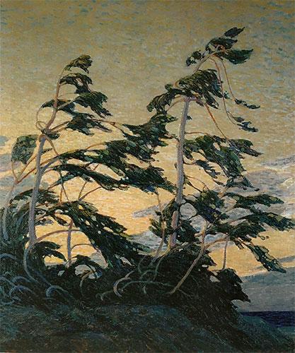 Tom Thomson's Pine Island